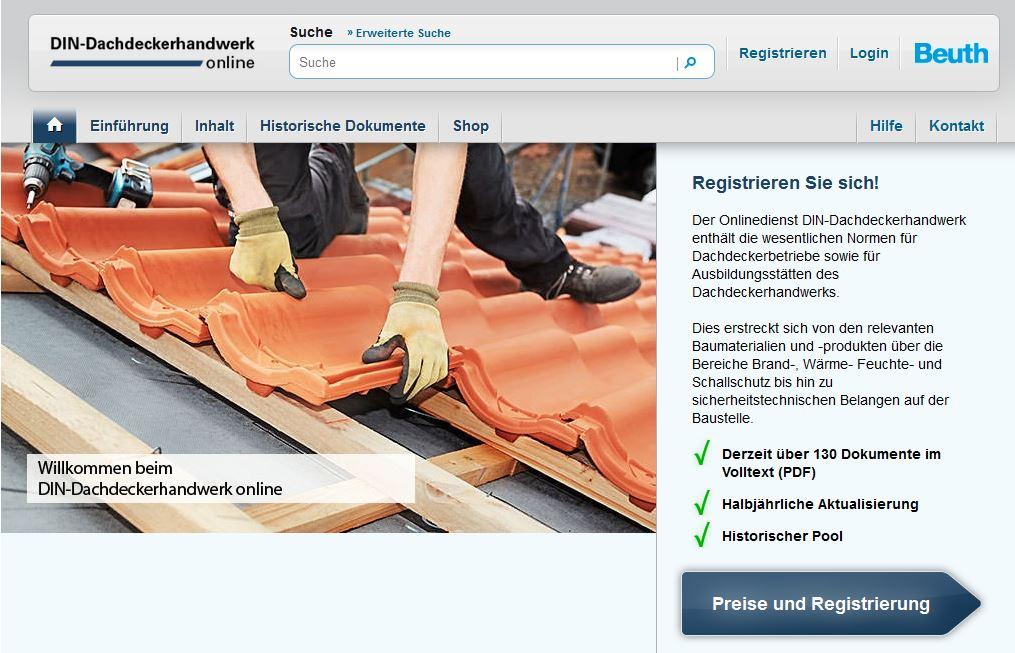 Brandschutznormen online